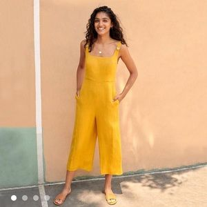 Soludos Marigold Wide Leg Jumpsuit